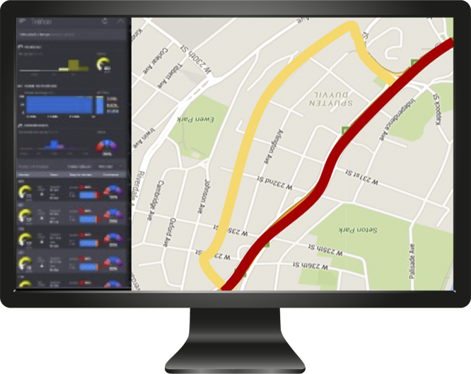 traffic-solver-real-time-map